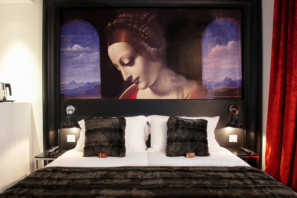La Twin Secrete Hotel Le Clos Notre Dame