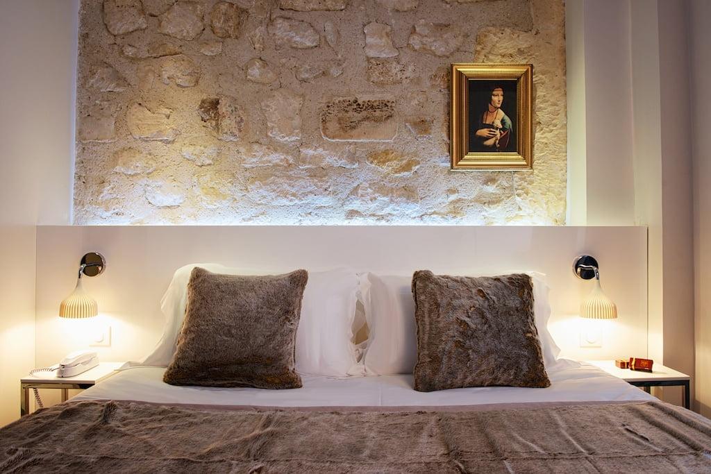 Chambre Double Favorite Hotel Le Clos Notre Dame