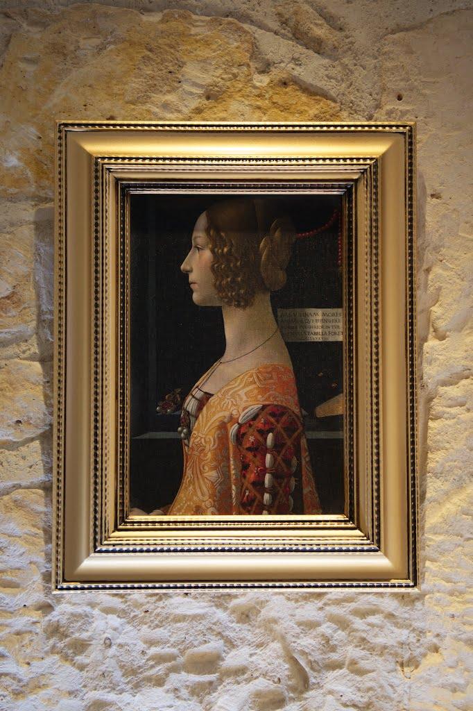 Décoration chambre Le Clos Notre Dame
